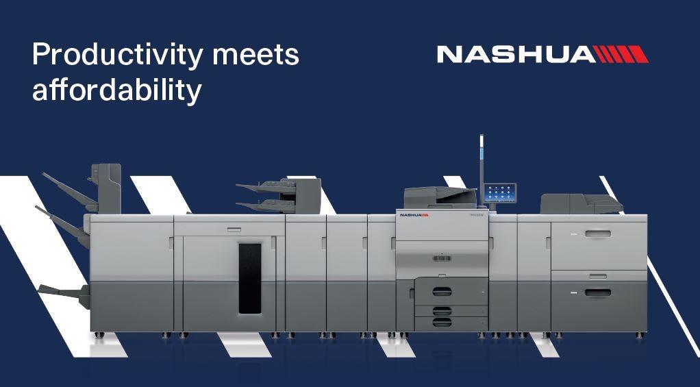 nashua commercial printer