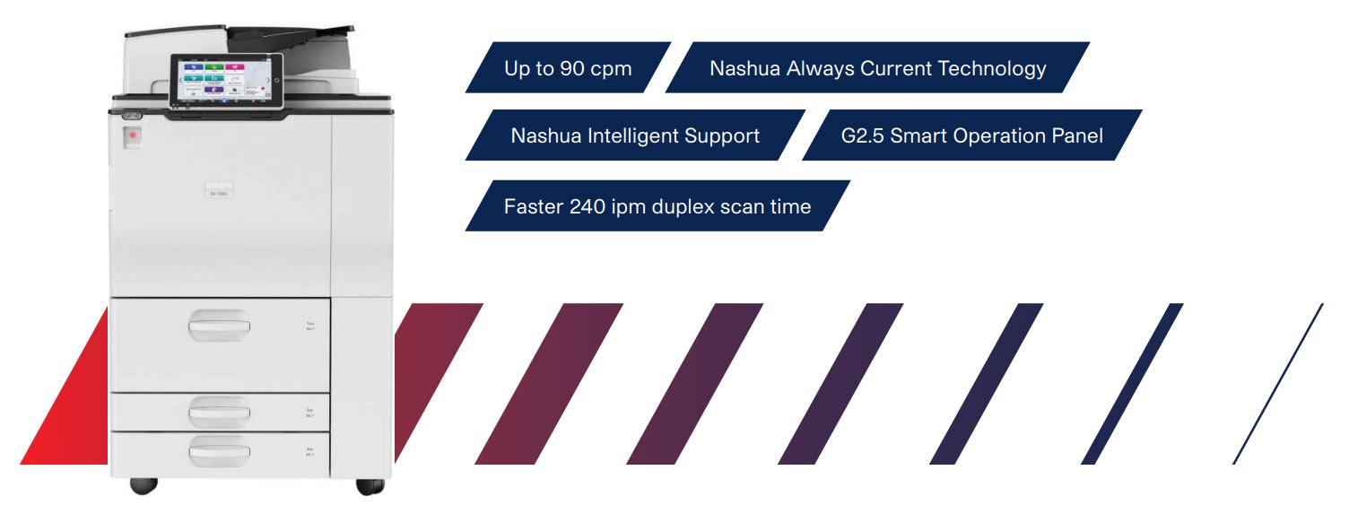 nashua printer