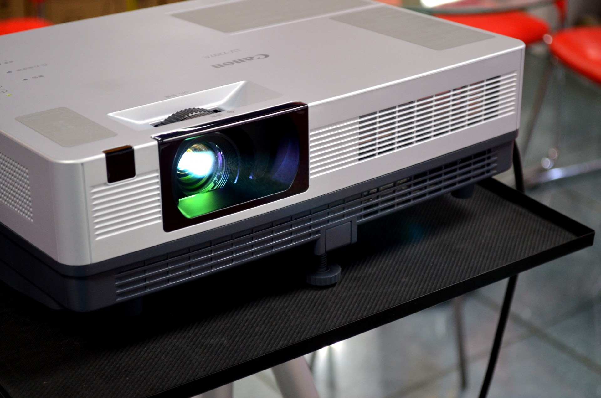 office equipment - video projector