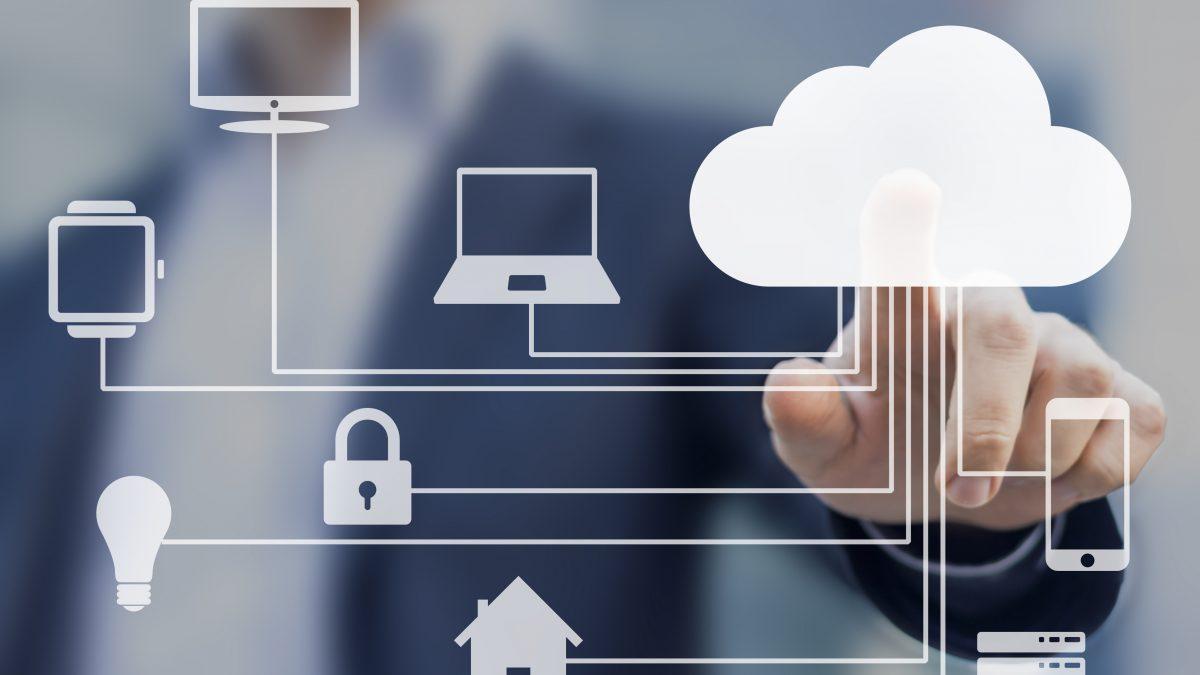cloud access enabled by fibre internet