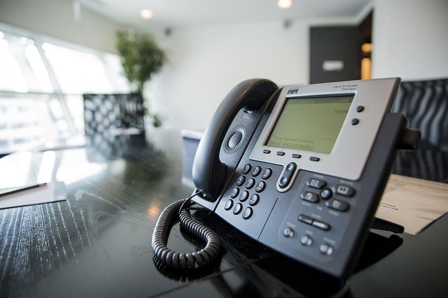 voip telephony handset